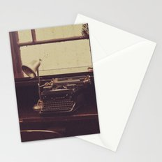 mold and cold Stationery Cards