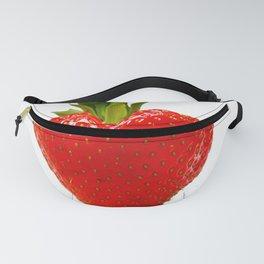 strawberry heart Fanny Pack