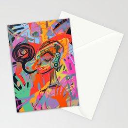 My Mind Chokes Me Stationery Cards