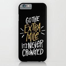 Go The Extra Mile Slim Case iPhone 6s