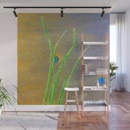 Unbreakable Spirit Abstract Design Wall Mural