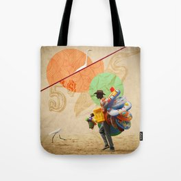 BeachPeople Tote Bag