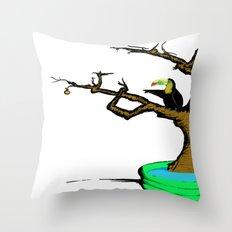Tuki Throw Pillow