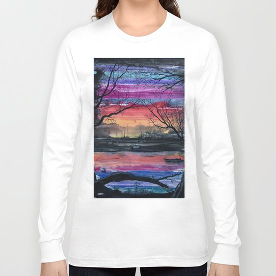 Swamp Long Sleeve T-shirt