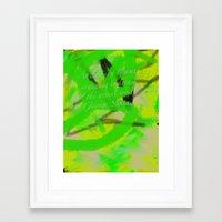 artsy Framed Art Prints featuring Artsy by DesignByAmiee