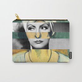 Matisse's Woman with a Turban & Greta Garbo Carry-All Pouch