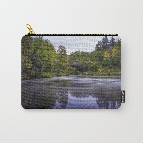 Autumn Betws y Coed Carry-All Pouch