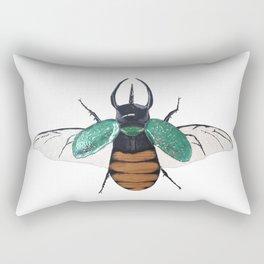 Chalcosoma atlas Rectangular Pillow