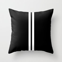 Ultra Minimal II Throw Pillow