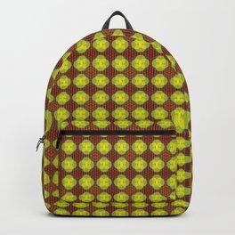 Sagittarius Pattern Flower of Life by Debra Cortese Backpack
