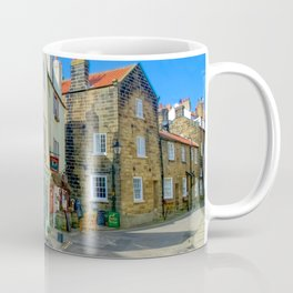 New Road, Robin Hood's Bay Coffee Mug