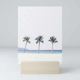 Palm trees 6 Mini Art Print