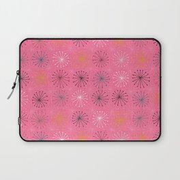 seedheads pink Laptop Sleeve