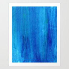 DRENCH.aqua Art Print