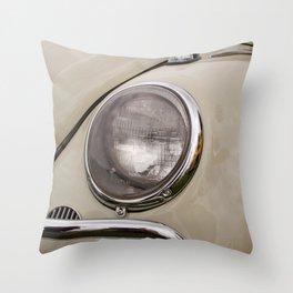 Vintage Car 5 Throw Pillow