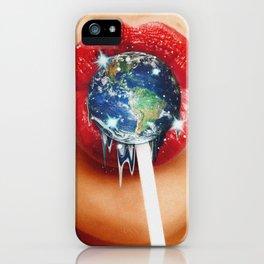 Taste Explosion iPhone Case