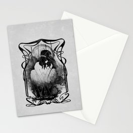Dottore de La Peste Stationery Cards
