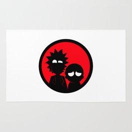 Rick and Morti Rug