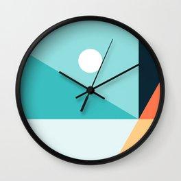 Geometric 1710 Wall Clock