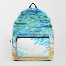 The Beach Front Backpack
