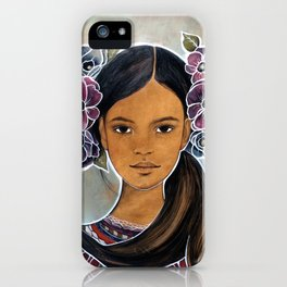 Eleonora iPhone Case