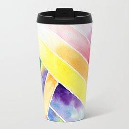 bright abstraction Travel Mug