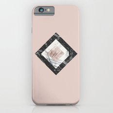 Pink Marble iPhone 6s Slim Case