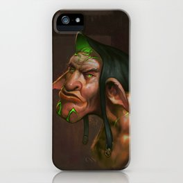 What a Gob! iPhone Case