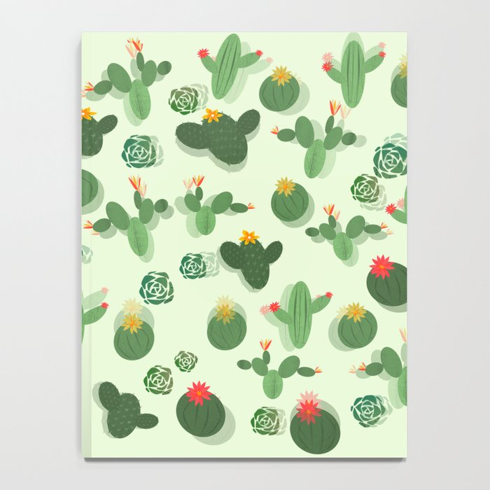 Succulent Notebook