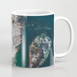 Island America Flag Coffee Mug