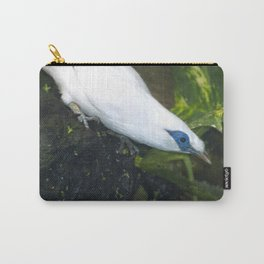 Bali Myna Carry-All Pouch