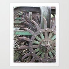 Farming - Tools of the Trade Art Print