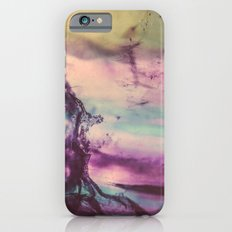 Purple Fluorite from our Earth Slim Case iPhone 6s