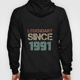 Legendary Since 1991 Hoody