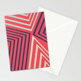 Geometric Design No1 Stationery Cards