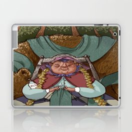 """Oldilocks and Babybear""  Laptop & iPad Skin"