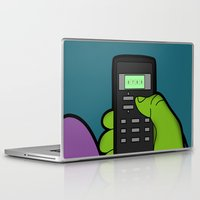 hulk Laptop & iPad Skins featuring hulk by mark ashkenazi