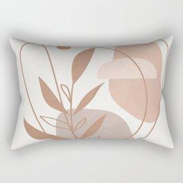 Abstract Shapes No.22 Rectangular Pillow