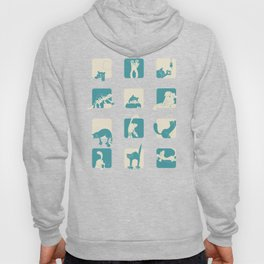a bunch of cats 2 Hoody