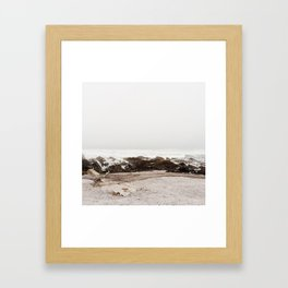 Come And Go Framed Art Print