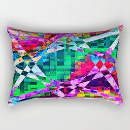 TIMESPACE Rectangular Pillow