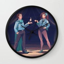 Gleeful Wall Clock