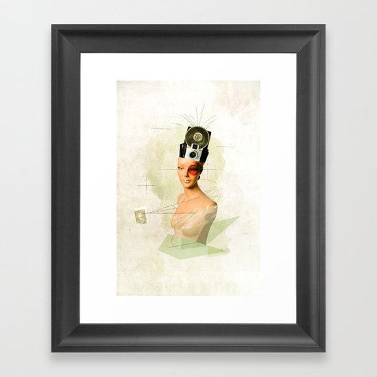 Photographic Memory Framed Art Print