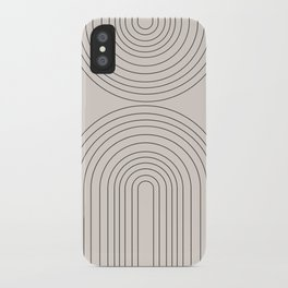 Arch Art iPhone Case