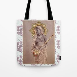 Woman from Bengal Tote Bag