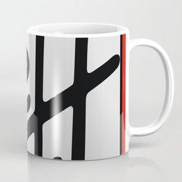 Duff parody Deff Coffee Mug