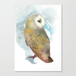 Watcher Canvas Print