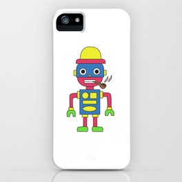 Pipe Smoking T-Shirt For Pipe Smoker Shape Pipe iPhone Case
