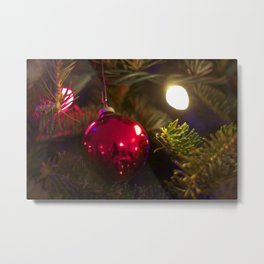 Christmas ornament 3 Metal Print