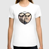 sterek T-shirts featuring Sterek by lolbatty